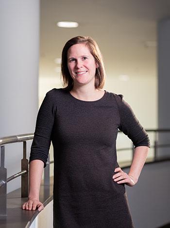 Verpleegkundig specialist digestieve oncologie Valerie Dierick
