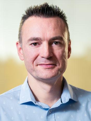 Hoofdverpleegkundige Endoscopie Frederik Philips